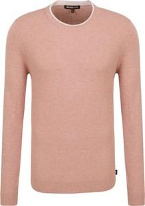 Sweter Michael Kors w stylu casual z bawełny