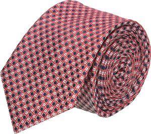 Fioletowy krawat Recman