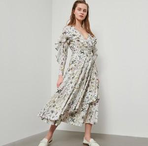 Sukienka Reserved oversize