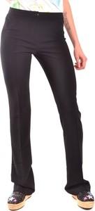 Czarne spodnie Moschino
