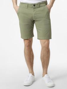 Zielone spodenki Pepe Jeans w stylu casual