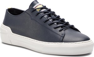 Sneakersy CALVIN KLEIN - Octavian F1208 Nvy/Wht/Pstl Ylw/Oxb