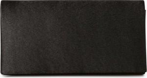 Czarna torebka Kurt Kölln do ręki matowa