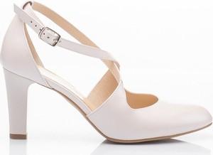 aaf3b8ae buty ślubne białe - stylowo i modnie z Allani