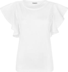 T-shirt Marella z okrągłym dekoltem