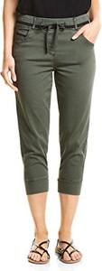 Zielone spodnie Cecil