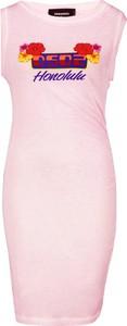 Sukienka Dsquared2 ołówkowa
