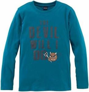 Niebieska koszulka dziecięca arizona