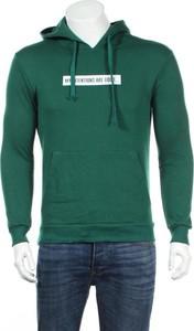 Zielona bluza ZARA