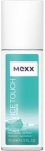 Mexx, Ice Touch Woman, perfumowany dezodorant, spray, 75 ml