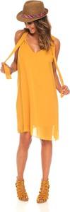 Sukienka Best Of Summer z dekoltem w kształcie litery v