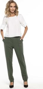 Zielone spodnie Tessita