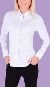 Koszula Dedra z długim rękawem