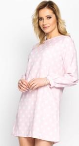 Born2be różowa sukienka romantic story