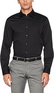 Granatowa koszula Kustom Kit w stylu casual