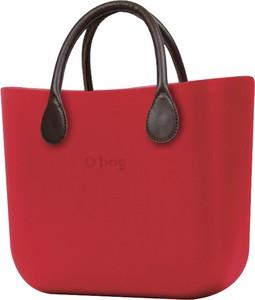 Torebka O Bag do ręki matowa