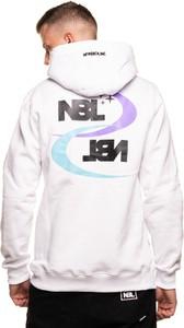 Bluza New Bad Line z bawełny w młodzieżowym stylu