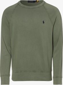 Zielona bluza POLO RALPH LAUREN w stylu casual