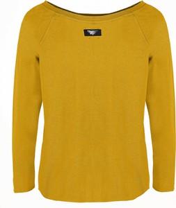 Żółty t-shirt Byinsomnia