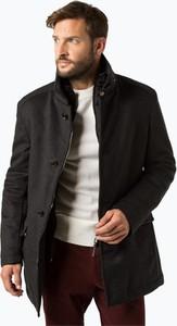 Brązowa kurtka Joop! z wełny w stylu casual