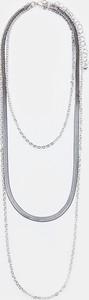 Mohito - Łańcuszkowy naszyjnik - Srebrny