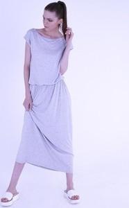 Sukienka Sthorm z krótkim rękawem maxi