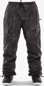 Czarne spodnie sportowe Thirtytwo