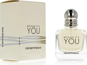 Giorgio Armani, Because It's You, woda perfumowana, 50 ml