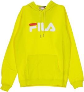 Żółta bluza Fila