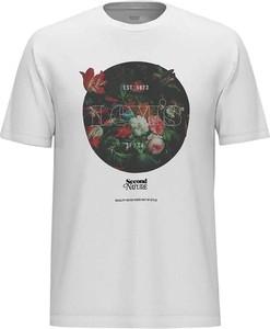 T-shirt Levis w młodzieżowym stylu z bawełny