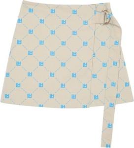 Spódnica LOCAL HEROES mini z bawełny w stylu casual