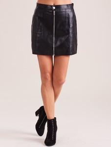 Czarna spódnica Yups mini