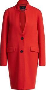 Płaszcz Set w stylu casual z wełny