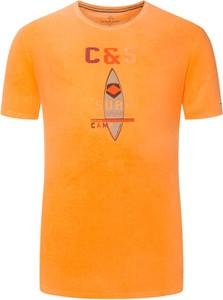 T-shirt Colours & Sons z krótkim rękawem w młodzieżowym stylu