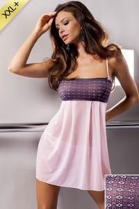 Fioletowa piżama Casmir