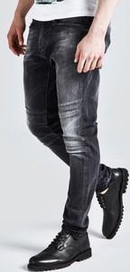 Jeansy Guess w stylu casual z jeansu