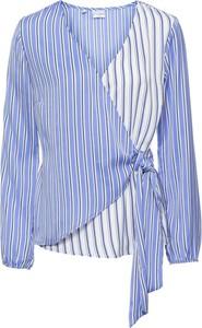 Bonprix bodyflirt bluzka z założeniem kopertowym: must have