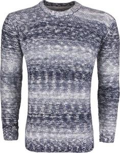 Niebieski sweter Pepe Jeans z bawełny