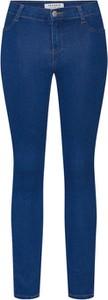 Jeansy Dorothy Perkins z jeansu w street stylu