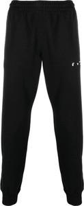 Czarne spodnie sportowe Off White z bawełny