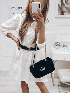 Sukienka magmac.pl mini z długim rękawem w stylu casual