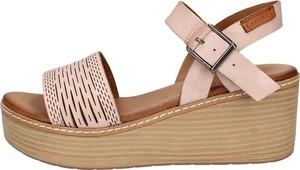 Sandały Carmela z klamrami