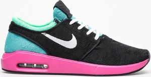 Czarne buty sportowe Nike sb