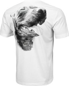 T-shirt Pit Bull West Coast z jedwabiu
