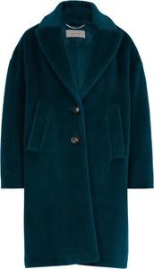Zielony płaszcz Marella