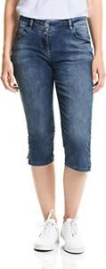 Niebieskie jeansy Cecil