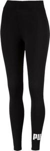 Czarne legginsy Puma w sportowym stylu