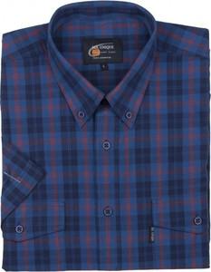 Koszula Mr.unique z krótkim rękawem z bawełny
