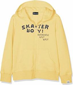 Żółta bluza dziecięca amazon.de