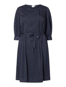 Sukienka Junarose koszulowa z długim rękawem